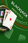 BLACKJACK CASINO PARTY TABLE RENTAL.