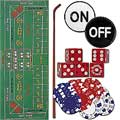 Amerevent CASINO PARTY, LAS VEGAS NIGHT IN SAINT LOUIS, KANSAS CITY AND ATLANTA, CRAPS TABLE RENTAL