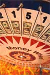 MONEY WHEEL BIG 6 WHEEL CASINO PARTY TABLE RENTAL.