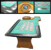 amerevent.com CASINO PARTY, LAS VEGAS NIGHT IN SAINT LOUIS, KANSAS CITY AND ATLANTA, ROULETTE TABLE RENTAL