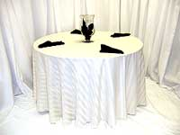 Elegant table linen rental. Best price GUARANTEE.
