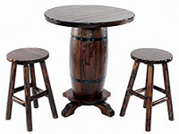 Click here for enlargement of the Barrel Table.
