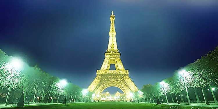 Paris, Eiffel Tower Party Rentals, Moulin Rouge Theme