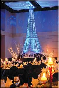Amerevent theme prop party decor prom rentals 35000 items best fantasy wedding eiffel tower paris theme decor junglespirit Choice Image